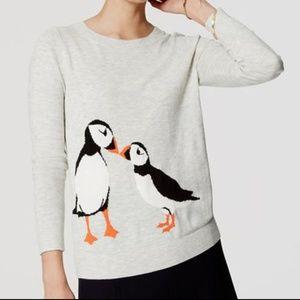 Loft | Puffin Sweater